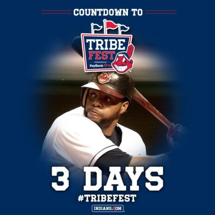 TribeFest countdown on Indians' Facebook page