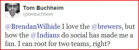 Tweet from @TomBuchheim
