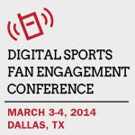 Digital Sports Fan Engagement Conference logo