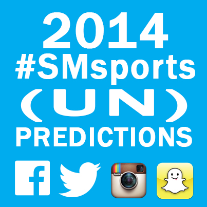 2014 #smsports UNpredictions