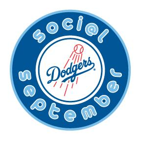 The Los Angeles Dodgers used #SocialSept to drive deeper engagement with fans in the stadium, while also connecting with them during road trips.